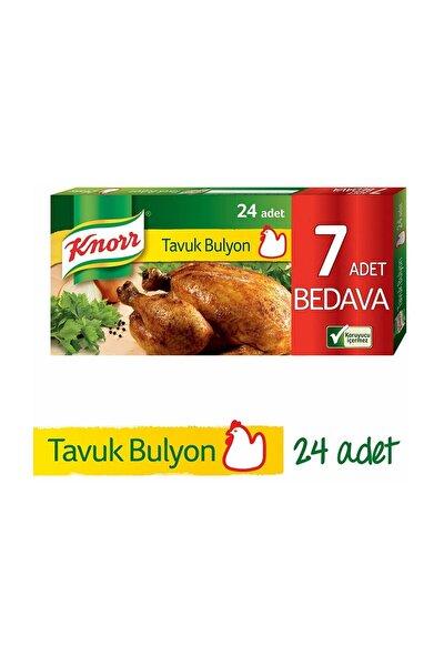 Tablet Tavuk Bulyon 24'lü 12 lt