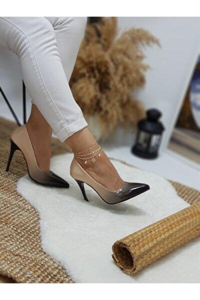 Dumanlı Topuklu Ayakkabı