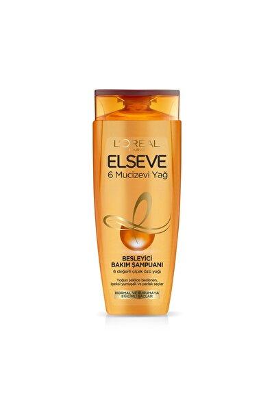 L'oréal Paris 6 Mucizevi Yağ Besleyici Bakım Şampuanı 450 ml