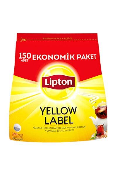 Yellow Label Demlik Poşet Çay 150'li 480 gr