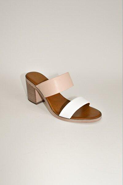 Kadın Hakiki Deri Comfort Sandalet
