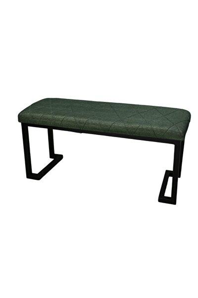 Metal Bench Puf
