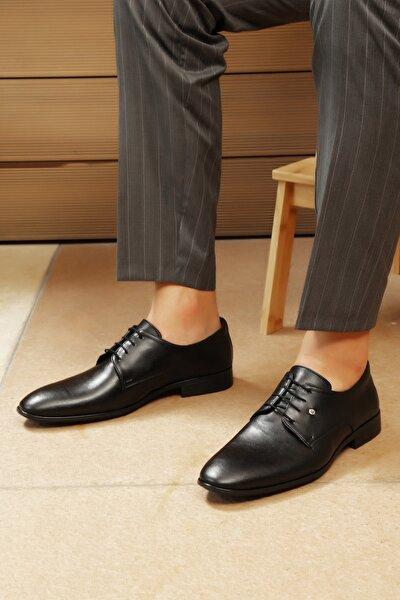 Siyah Erkek Klasik Ayakkabı M1009-19-112013R