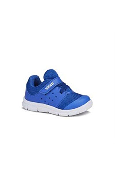 346,e20y.200 Mario Sax Mavi Ilk Adım Günlük Spor Ayakkabı