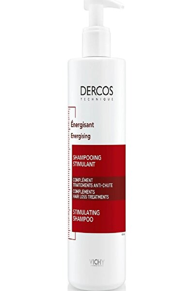 Dercos Shampooing Energisant 400 Ml Saç Dökülmesine Karşı Tamamlayıcı Şampuan