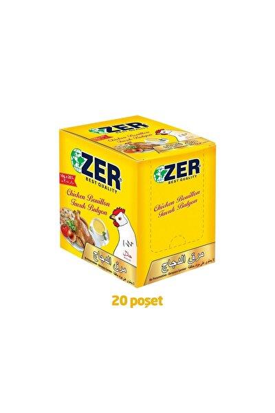 Tavuk Bulyon Toz 10 gr x 20 Poşet