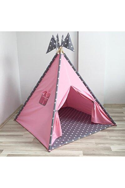 Lüx Oyun Çadırı Pembe
