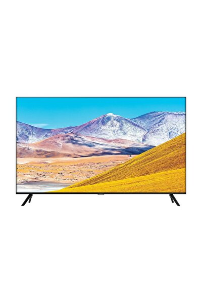 "55TU8000 55"" 139 Ekran Uydu Alıcılı 4K Ultra HD Smart LED TV"