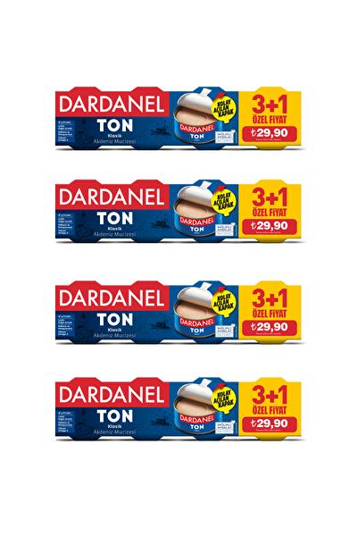 75 GRx4 Dardanel Ton Balığı 4'lü Paket