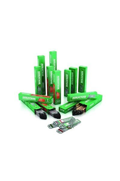 Rutil Elektrod As R-143 4.00x350 100 Adet