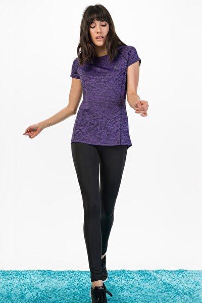 Kadın Mor T-shirt