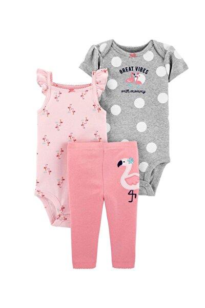 Flamingo 3'lü Bebek Takımı