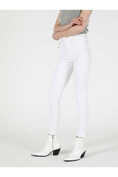 KADIN 760 Dıana Yüksek Bel Dar Paça Super Slim Fit Jean Kadın Jean Pantolon CL1050252