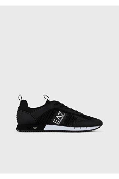 Activewear Erkek  Siyah Spor Ayakkabı