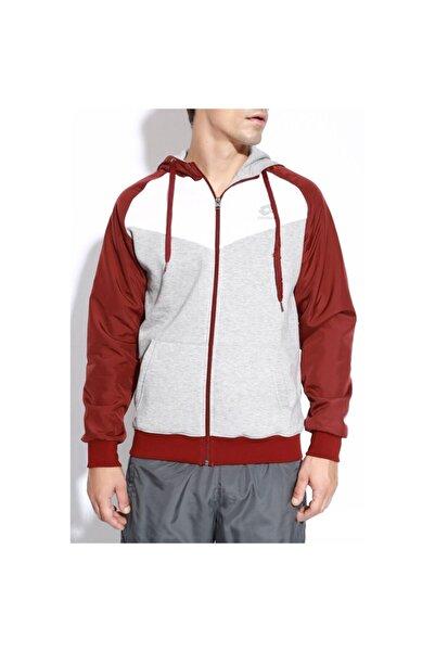 Marc Fleece Erkek Kapşonlu Sweatshirt N1382