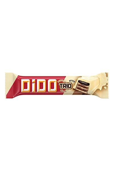 Dido Trio Beyaz Çikolata Kaplama Gofret 36,5 gr