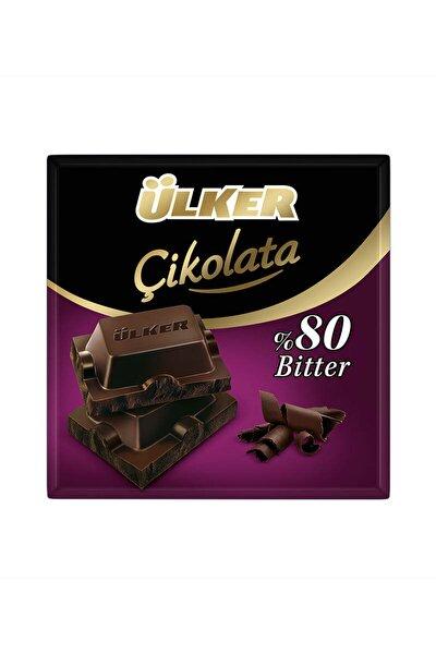Bitter Kare Çikolata 70 gr