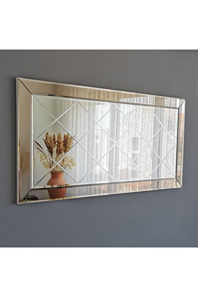 - Bronz Kenarlı Baklava Ayna A330y
