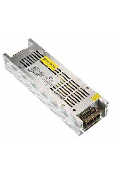 Ct-2578 30 Amper 360 Watt Ultra Slim Şerit Led Trafosu Adaptörü Metal Gövde 1. Kalite