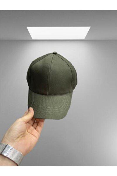 Yeşil Düz Şapka