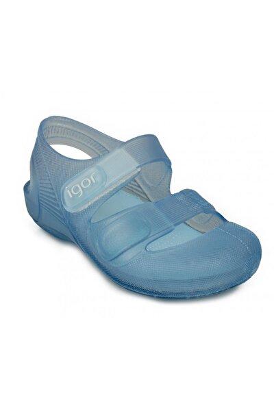 10110 Bondi Mavi Çocuk Sandalet
