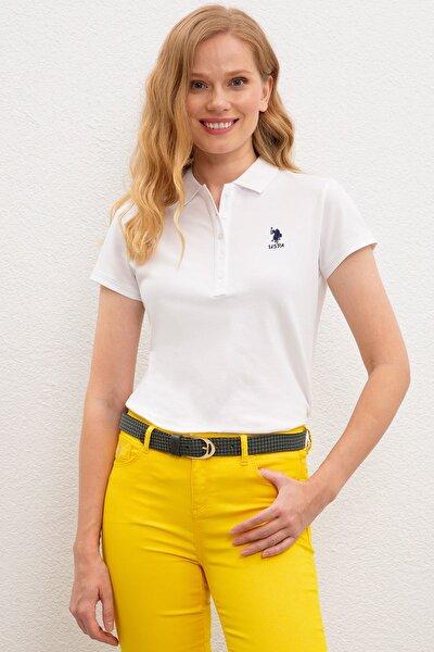 Kadın Polo Yaka T-Shirt G082SZ011.000.949731