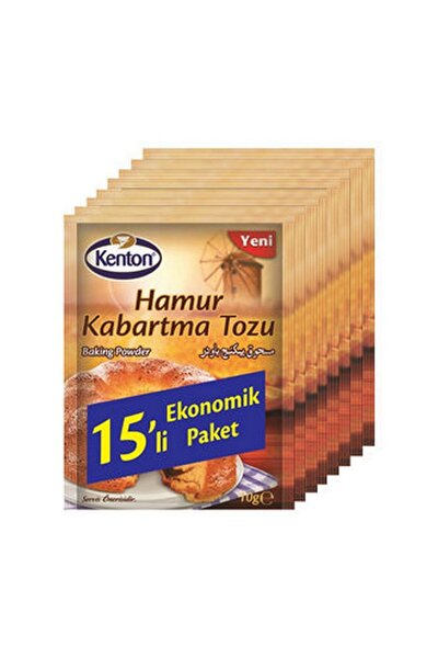 Kabartma Tozu 15'li