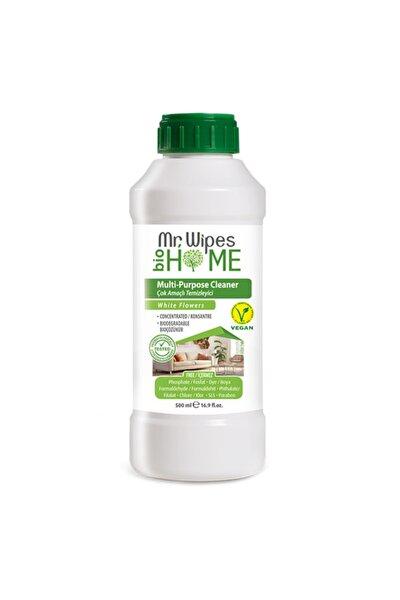 Mr. Wıpes Beyaz Çiçek Kokulu Konsantre Çok Amaçlı Temizleyici 500 ml
