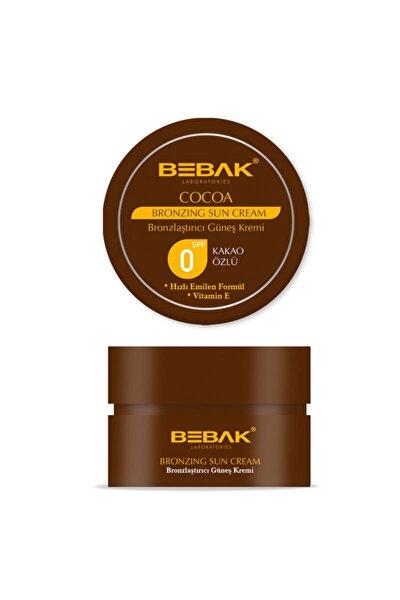 Kakao Özlü Bronzlaştırıcı Güneş Kremi 100 Ml 0 Spf