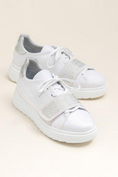 Bej Kadın Spor Ayakkabı LORETE
