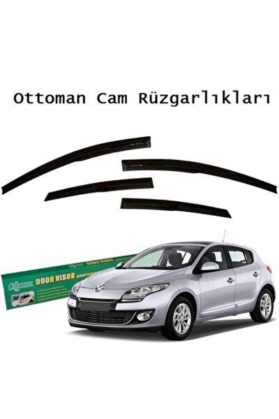 Ottoman Renault Megane 3 Cam Rüzgarlık 2010- Sonrası