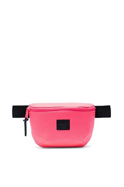 Fourteen Neon Pink/Black Bel Çantası 10514-03549-OS