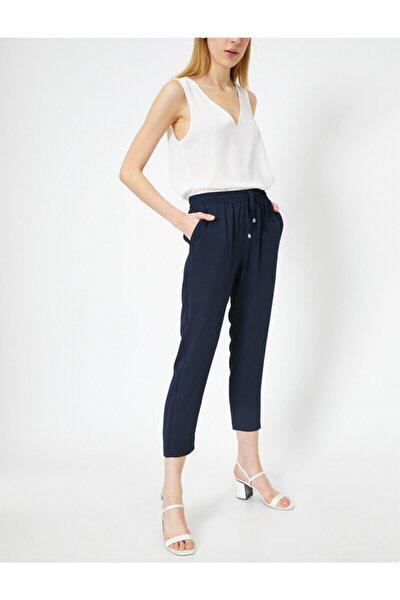 Kadın Lacivert Jeans 0YAK48286PW