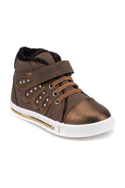 92.511793.P Kahverengi Kız Çocuk Sneaker Ayakkabı 100423180