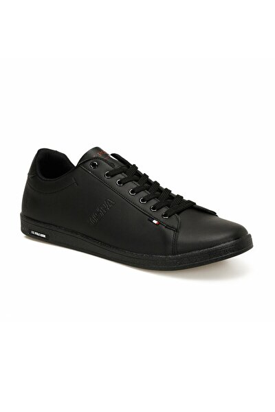 Franco Siyah Erkek Sneaker