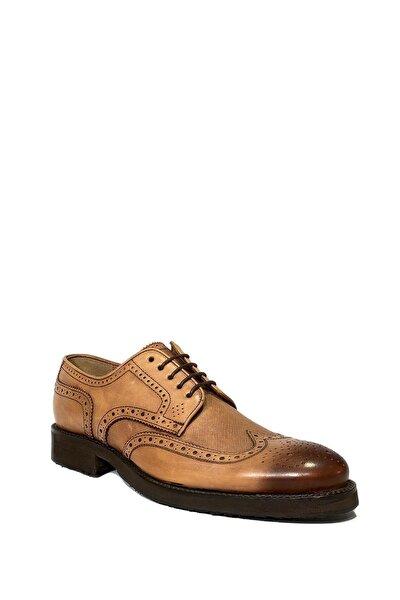 Erkek Kahverengi Ayakkabı Pol15y-00611k