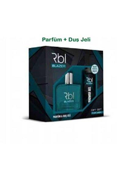 Orıjınal Rbl Blazer 90 Ml Parfüm + 200 Ml Duş Jeli Ikili Set