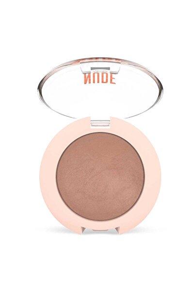 Terracotta Göz Farı - Nude Look Matte Baked Eyeshadow Caramel Nude 8691190967246