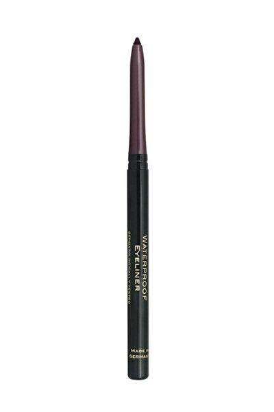 Suya Dayanıklı Mor Göz Kalemi - Waterproof Automatic Eyeliner No: 02 8691190990022