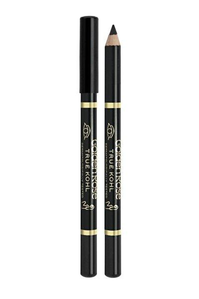 Siyah Eyeliner - True Kohl Eyeliner Black 8691190090098