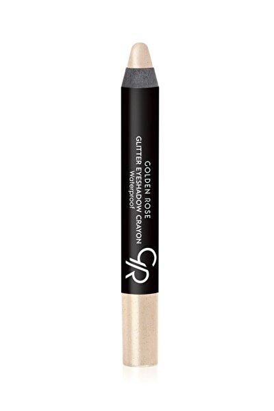 Suya Dayanıklı Simli Kalem Göz Farı - Glitter Eyeshadow Crayon Waterproof No: 57