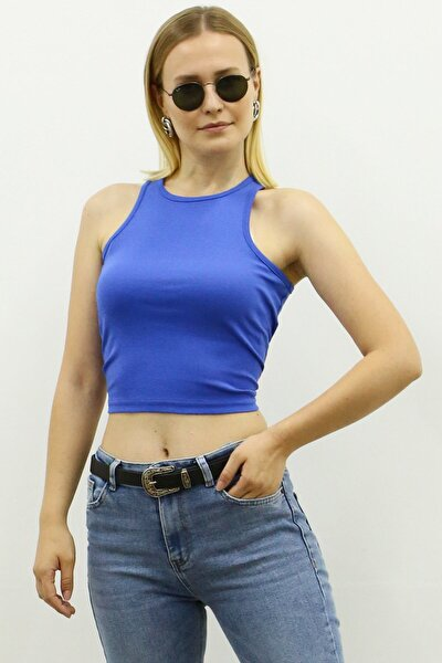 Mad Girls Saks Crop Top MG361