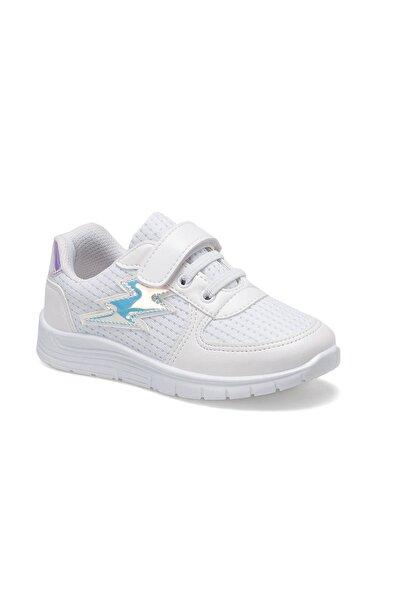VANYA Beyaz Kız Çocuk Yürüyüş Ayakkabısı