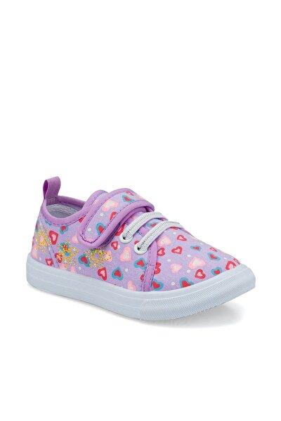 512267.B Mor Kız Çocuk Sneaker Ayakkabı 100499222