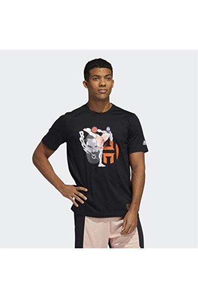 HARDEN GU OLY Siyah Erkek T-Shirt 100664214