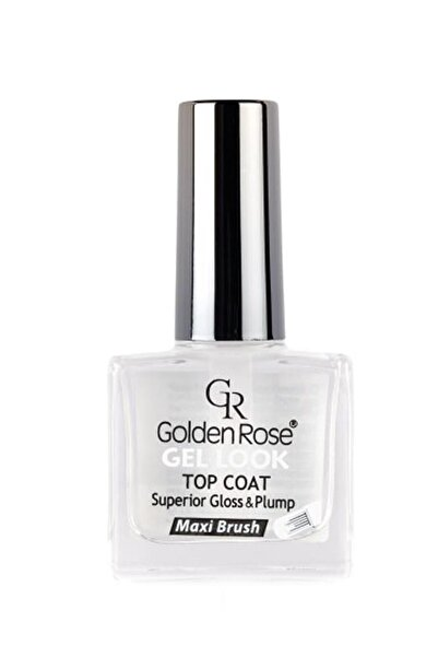 Parlaklık Verici Tırnak Cilası - Gel Look Top Coat 10,5 ml 8691190068943