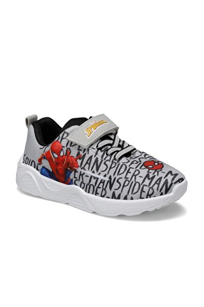 Delmon.p Gri Erkek Çocuk Spor Ayakkabı