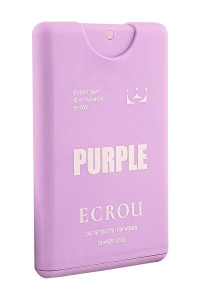 Purple Kaset Kadın Parfüm (20 Ml)