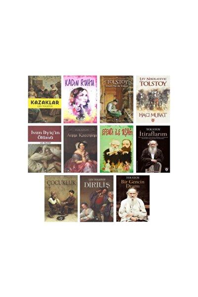Tolstoy 11 Kitap Dev Set