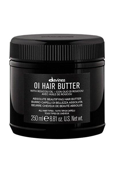 Oi/Oil Butter Pürüzsüzleştirici Saç, Vucüt Bakım Kremi 250 ml